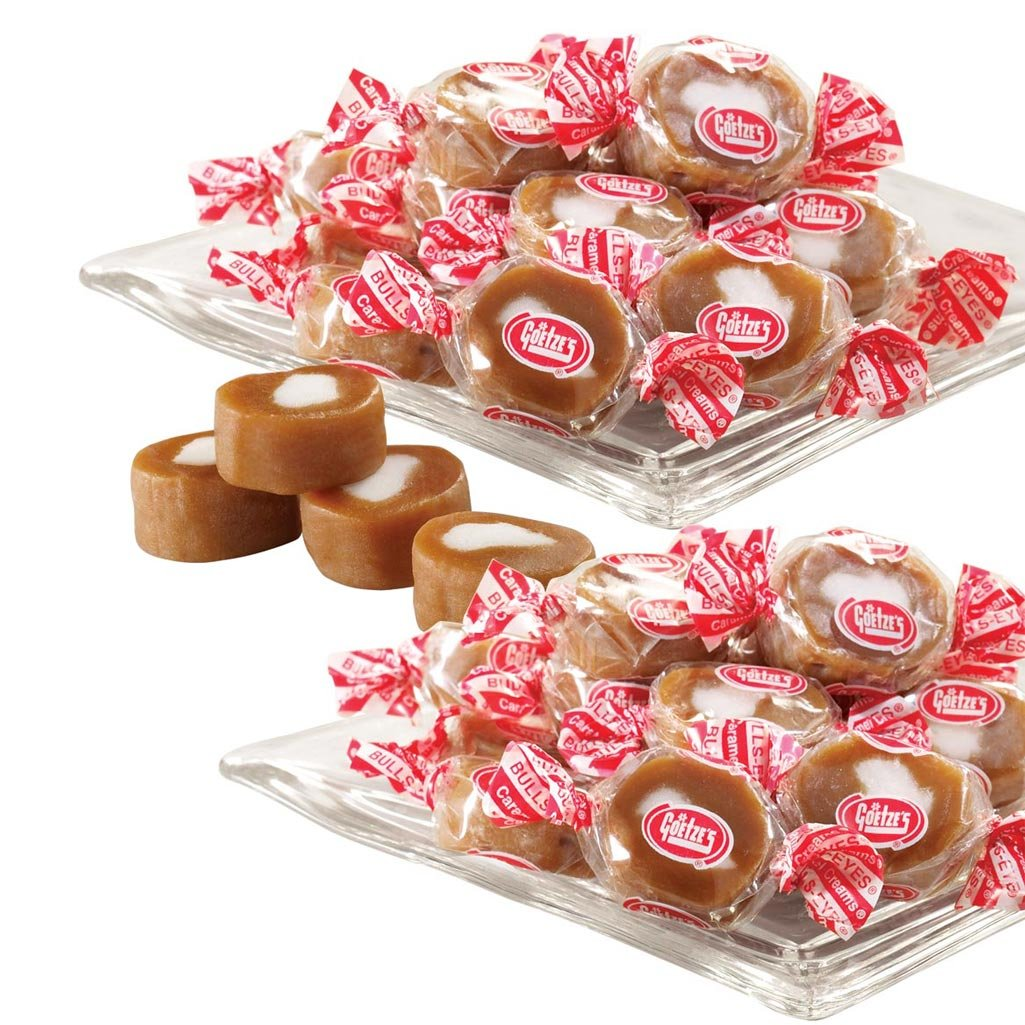 Caramel Creams Candy, 12.5 oz., Set of 2