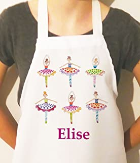 ladies personalised queen of the kitchen apron with a name of your rh effectsadvertising in