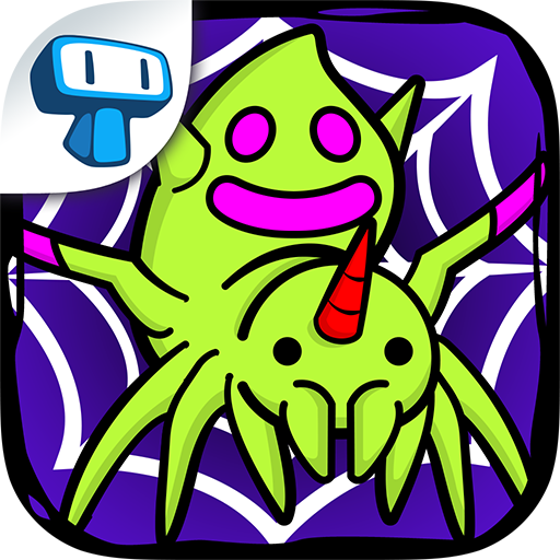 Spider Evolution - Merge & Create Mutant Bugs ()