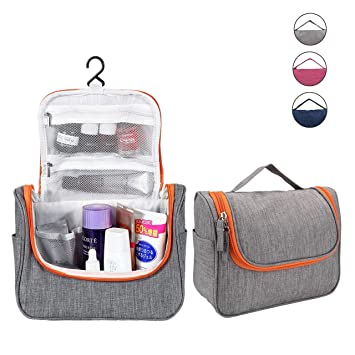 Amazon.com: Aseo para colgar bolsa de viaje organizador de ...