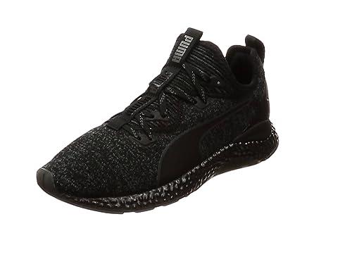 Men's Puma Hybrid Runner Black Shoe