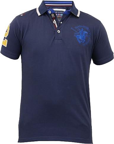 Santa Monica Boys Stylish Pique Polo T Shirts MATLOCK