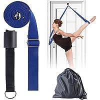 Camidy Deur Stretch Riem Voor Yoga Ballet Training Verstelbare Been Brancard Verleng Ballet Stretch Band Deur…
