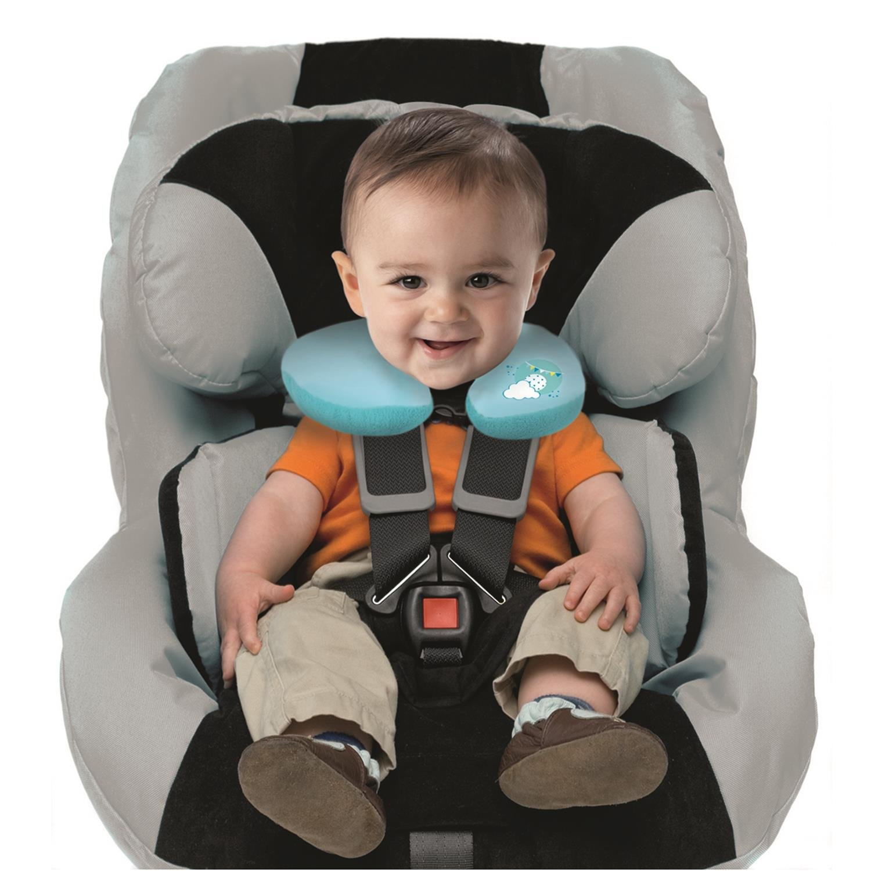 Coj/ín cervical para beb/é Cale cabeza o/ído soporte coche cochecito ni/ño 20/cm azul Garcon