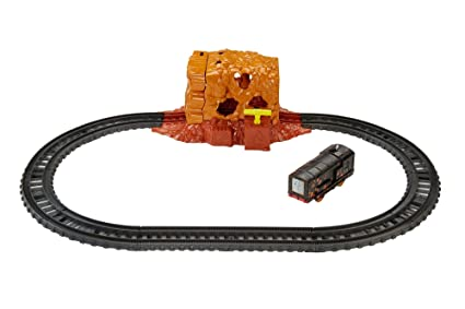 f24a45b9cf3 Image Unavailable. Image not available for. Color: Fisher-Price Thomas & Friends  TrackMaster, Tunnel Blast Set