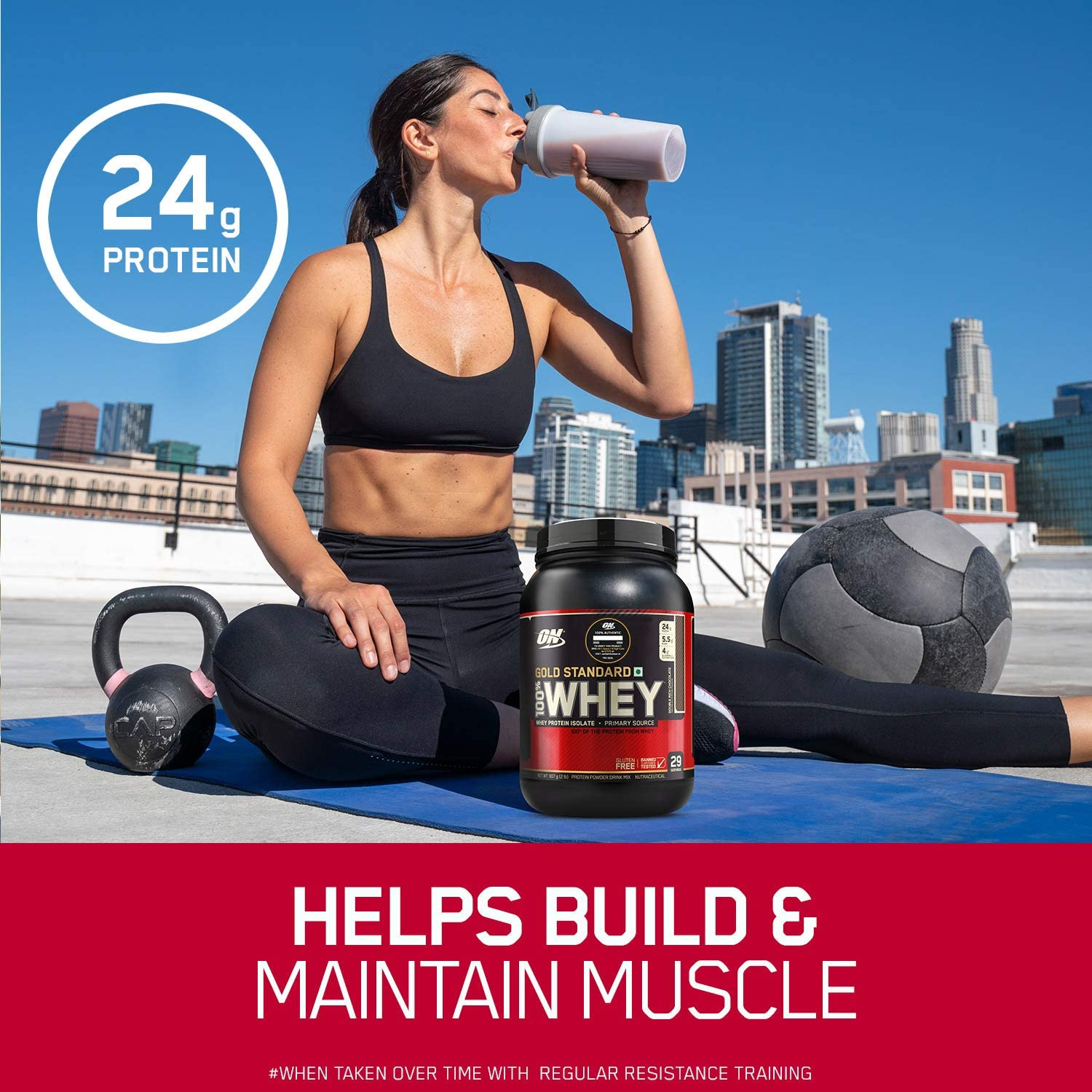 Whey Protein Content