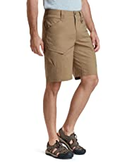 CQR Men's Urban Tactical Lightweight Utiliy EDC Cargo Classic Uniform Shorts TXS410