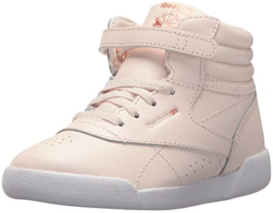 3ad7f6e8502 Reebok Baby F S Hi Muted Cross Trainer Pale Pink White Cool Shadow