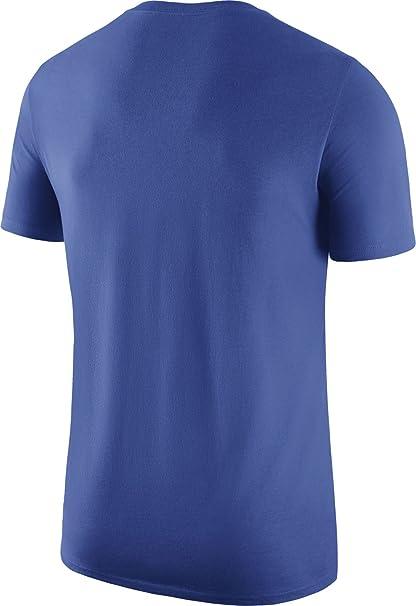 Nike Hombres de Kentucky Wildcats Azul Aros de Kentucky Camiseta ...