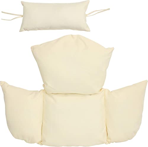 Sunnydaze 2-Piece Replacement Cushions
