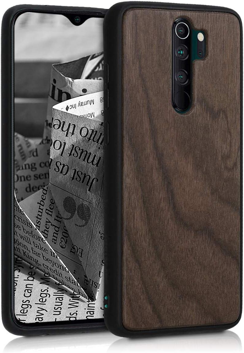kwmobile Coque Compatible avec Xiaomi Redmi Note 8 Pro Housse Protectrice pour T/él/éphone en Silicone r/êve de Coton