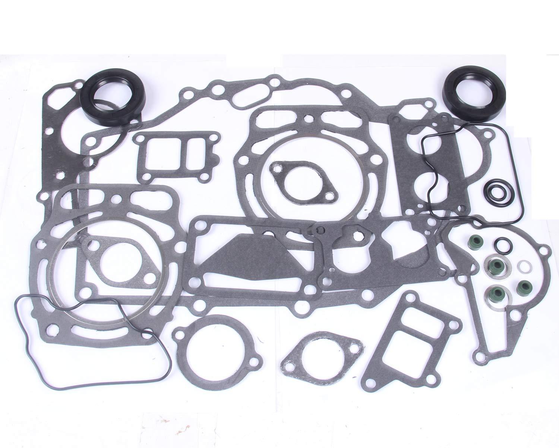 New Complete Engine Rebuild Gasket Set For John Deere//Kawasaki Engine FD590 FD590V