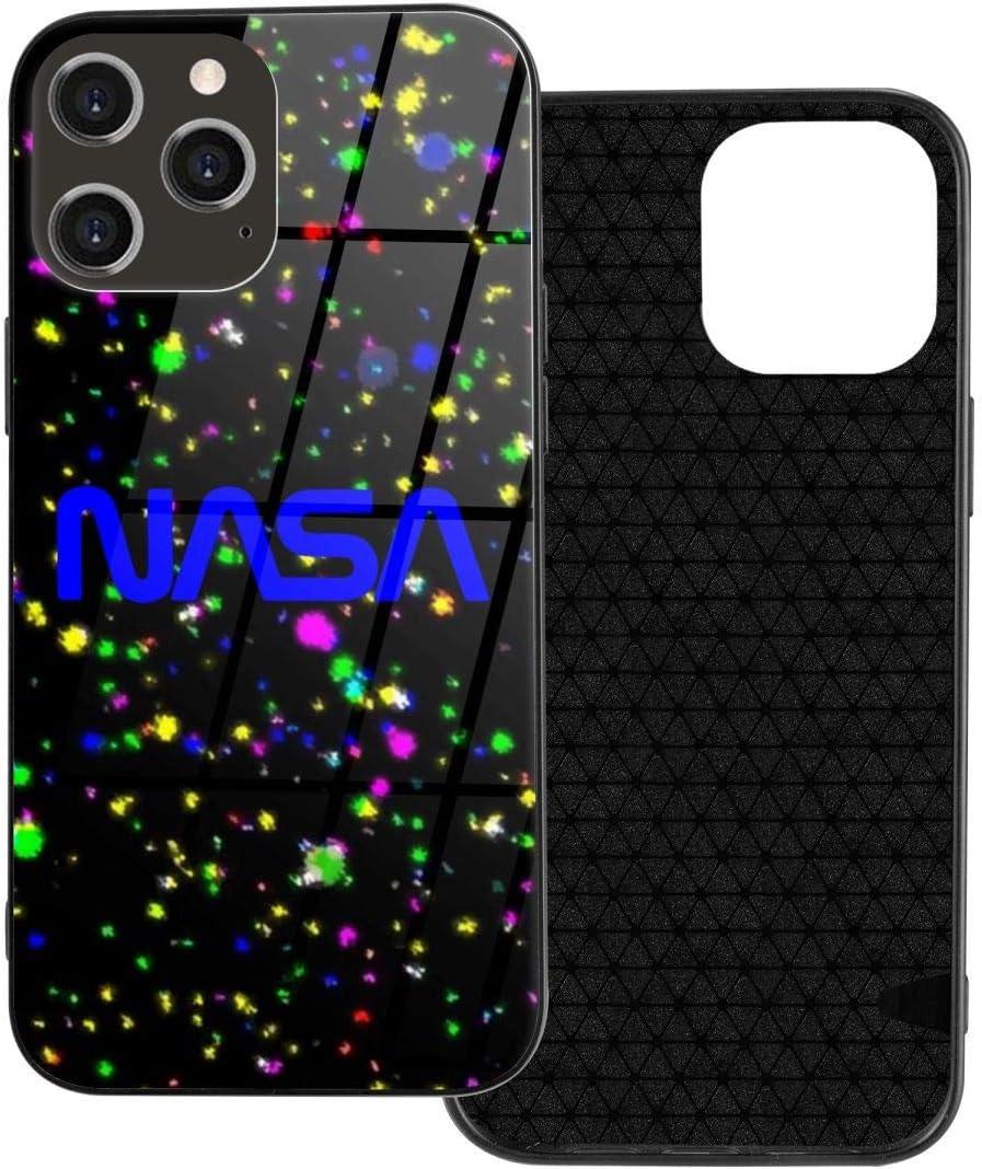 Compatible with I-Phone12 Case I-Phone12 Mini Case I-Phone12 Pro Case I-Phone12 Pro Max Case Retro Vintage NASA Worm Logo I-Phone Case for I-Phone12 Mini I-Phone12 I-Phone12 Pro I-Phone12 Pro Max