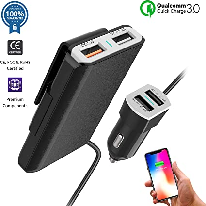 Samsung Galaxy Car Charger: Amazon.co.uk