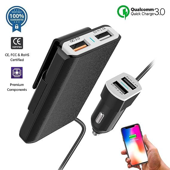 Apple iphone 6 usb car charger amazon