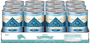 Blue Buffalo Blue Homestyle Recipe Puppy Chicken Dinner with Garden Vegetables Wet Dog Food