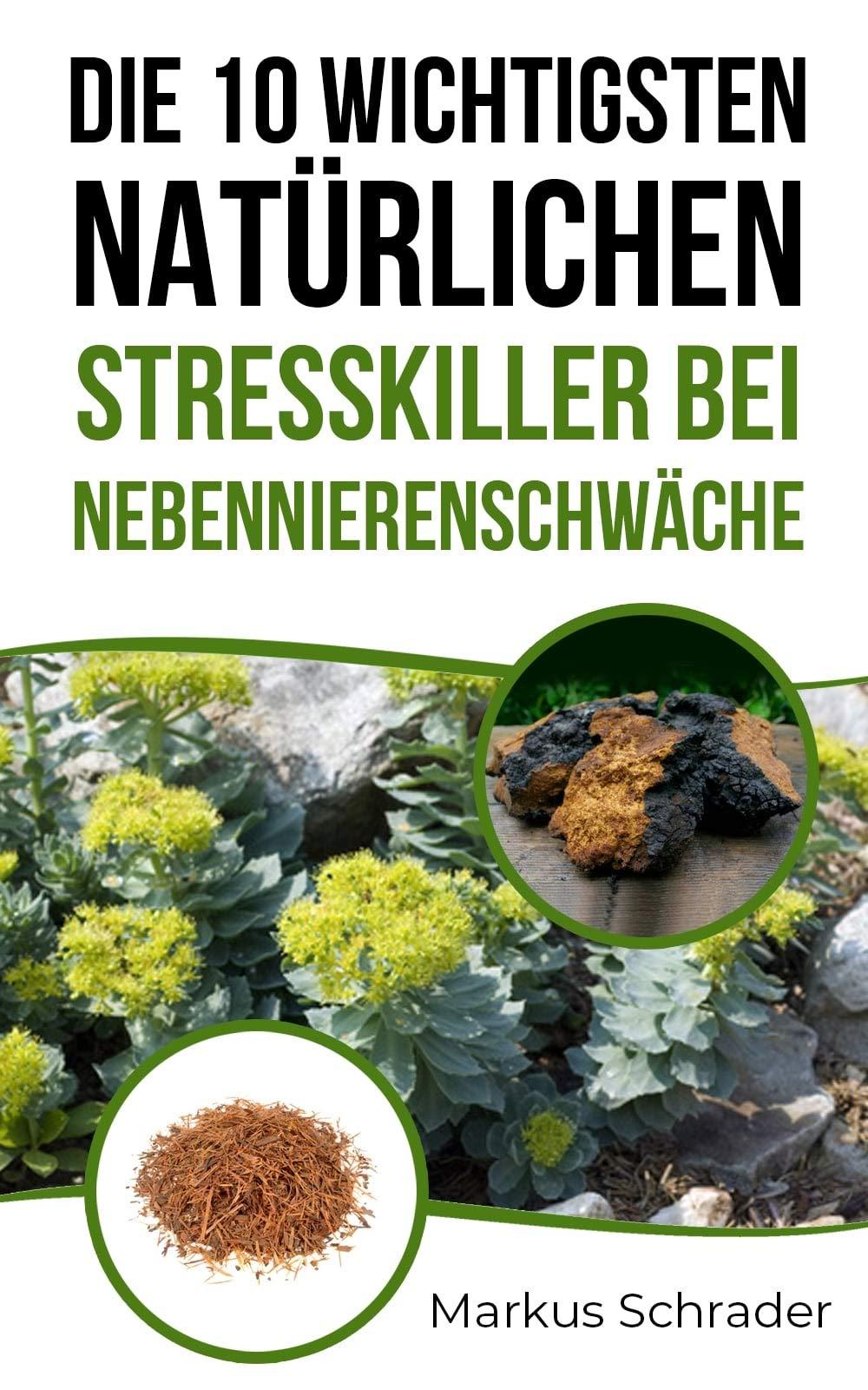 Die 10 Wichtigsten Natürlichen Stresskiller Bei Nebennierenschwäche
