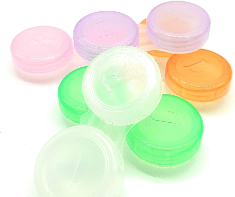 Unidades 5 Set - Top Estuche para lentillas contenedor de ...