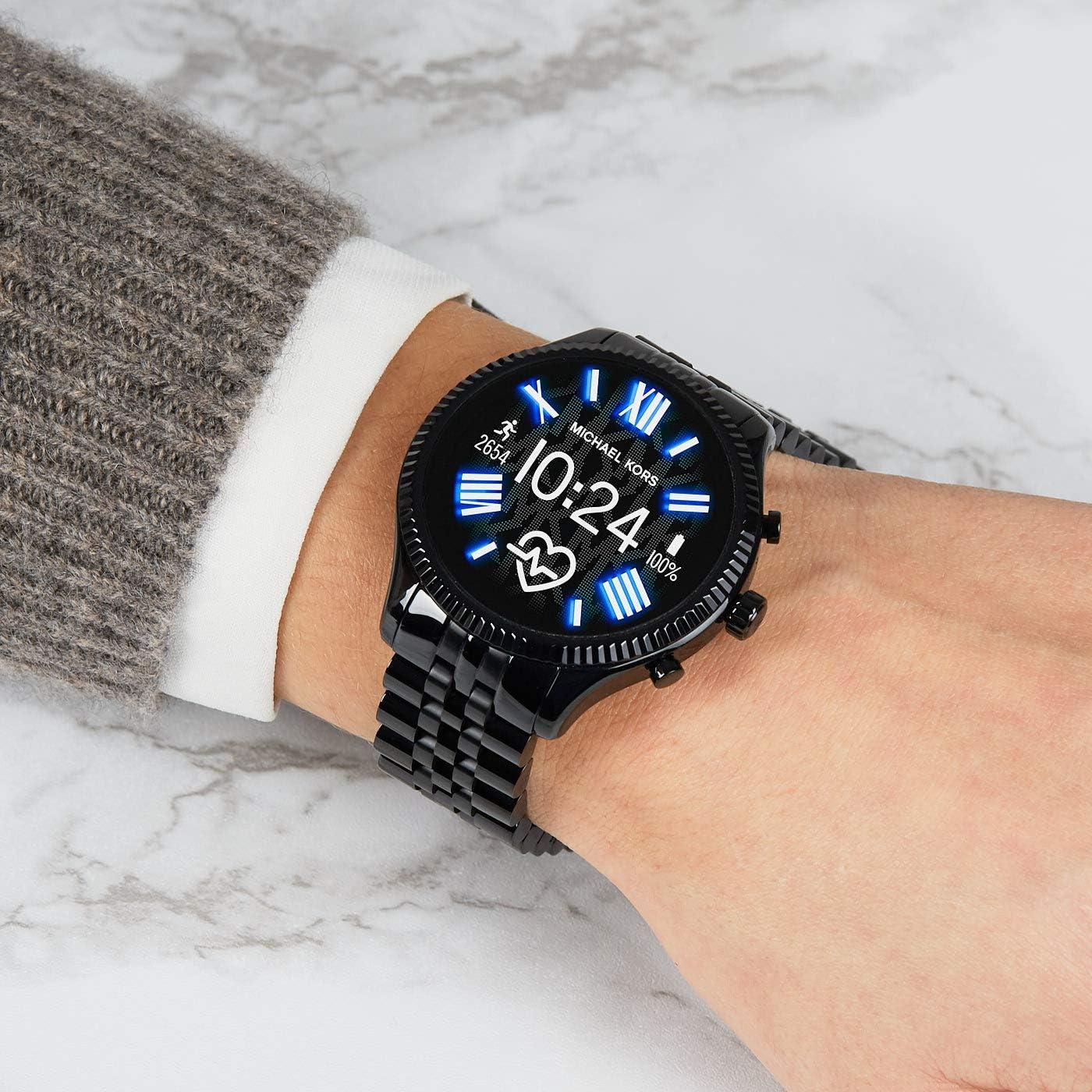 Michael Kors Gen 5 Lexington smartwatch para Mujer con Caja y ...