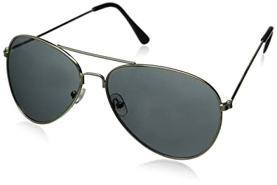 7d2f5dbffc Image Unavailable. Image not available for. Color  Original Classic Metal  Standard Aviator Sunglasses - Nickel Plated Frame ...