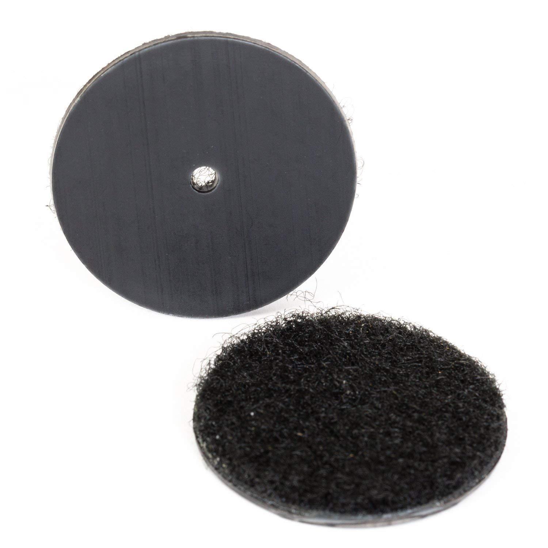 VELCRO Brand VELWASHER Loop 1000 1-3/8'' Black