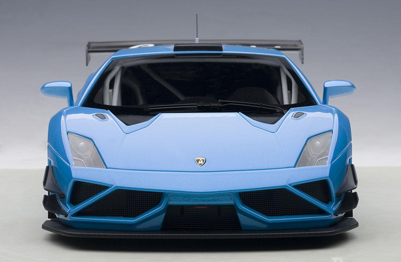 Autoart 1//18 Lamborghini Gallardo gt3 fl2-2013 81359