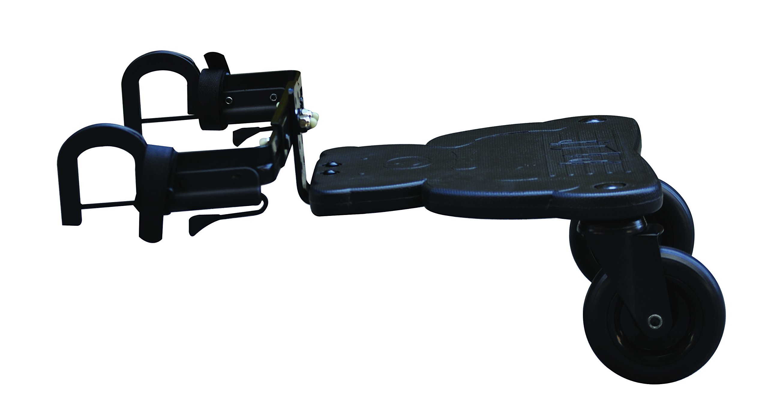 Englacha Easy Rider Trailer - Standing Platform - Quick and Easy to Use - Designed for Safety, Blue