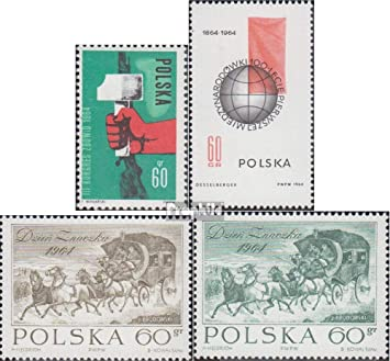 Prophila Collection Polonia Michel.-No..: 1528,1529,1530-1531 ...