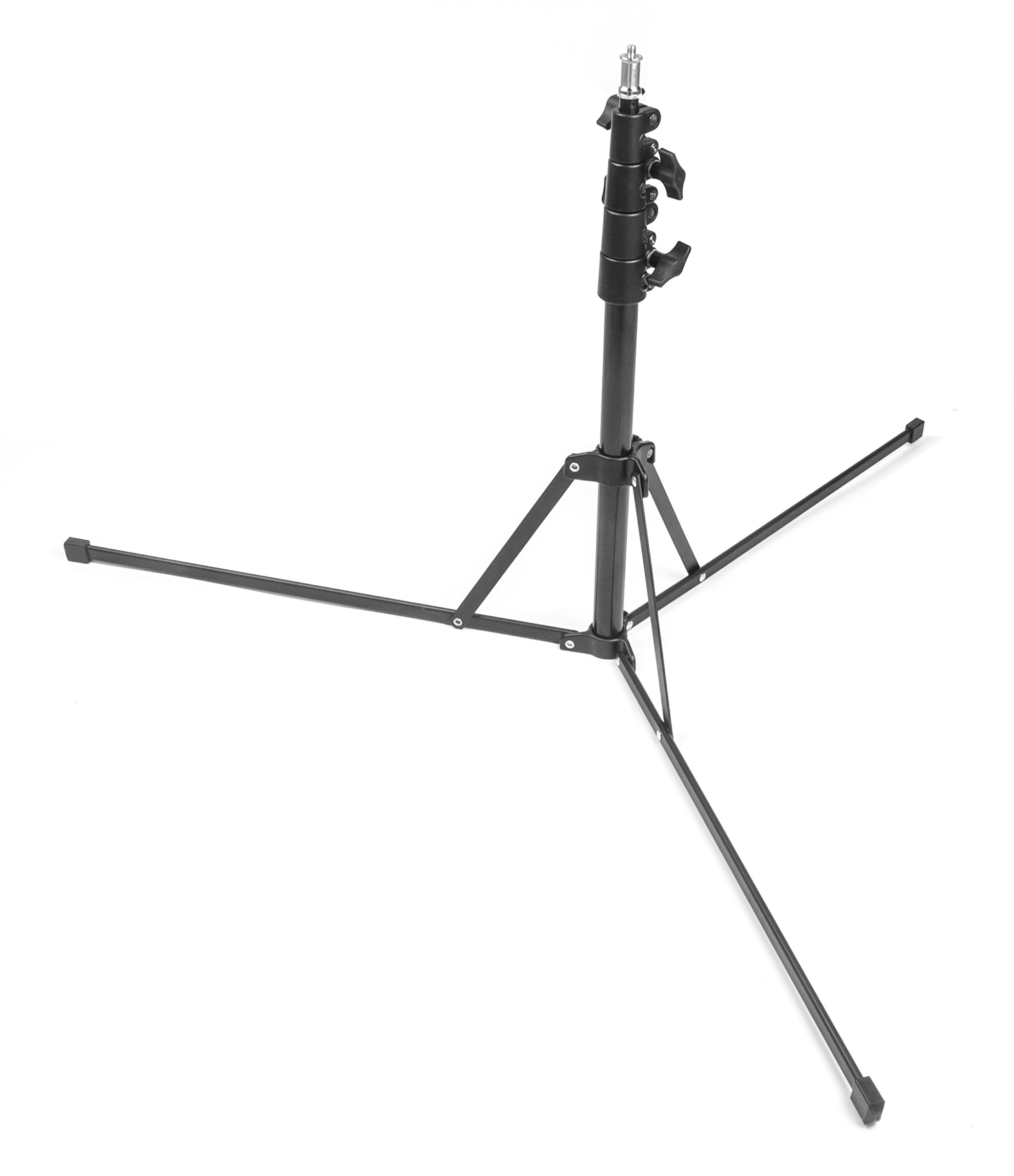 PHOCUS 7ft Compact Portable Reverse Legs Light Stand for Photography and Video Lighting by PHOCUS