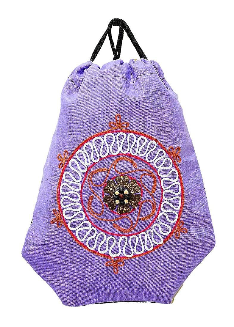 Amazon.com: Thai Hippie mochila bolsa bolso hecho a mano ...