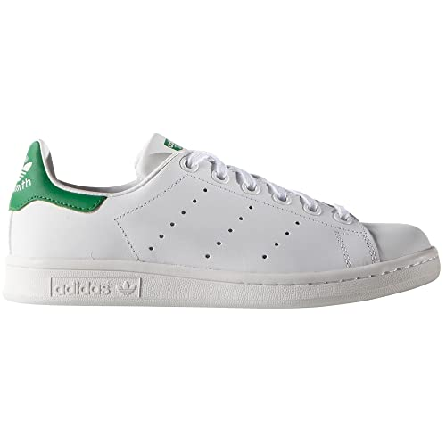 the latest 1adfb 20d17 Zapatillas Adidas Blancas para Mujer. Stan Smith Sneaker, Tenis  Amazon.es   Zapatos y complementos