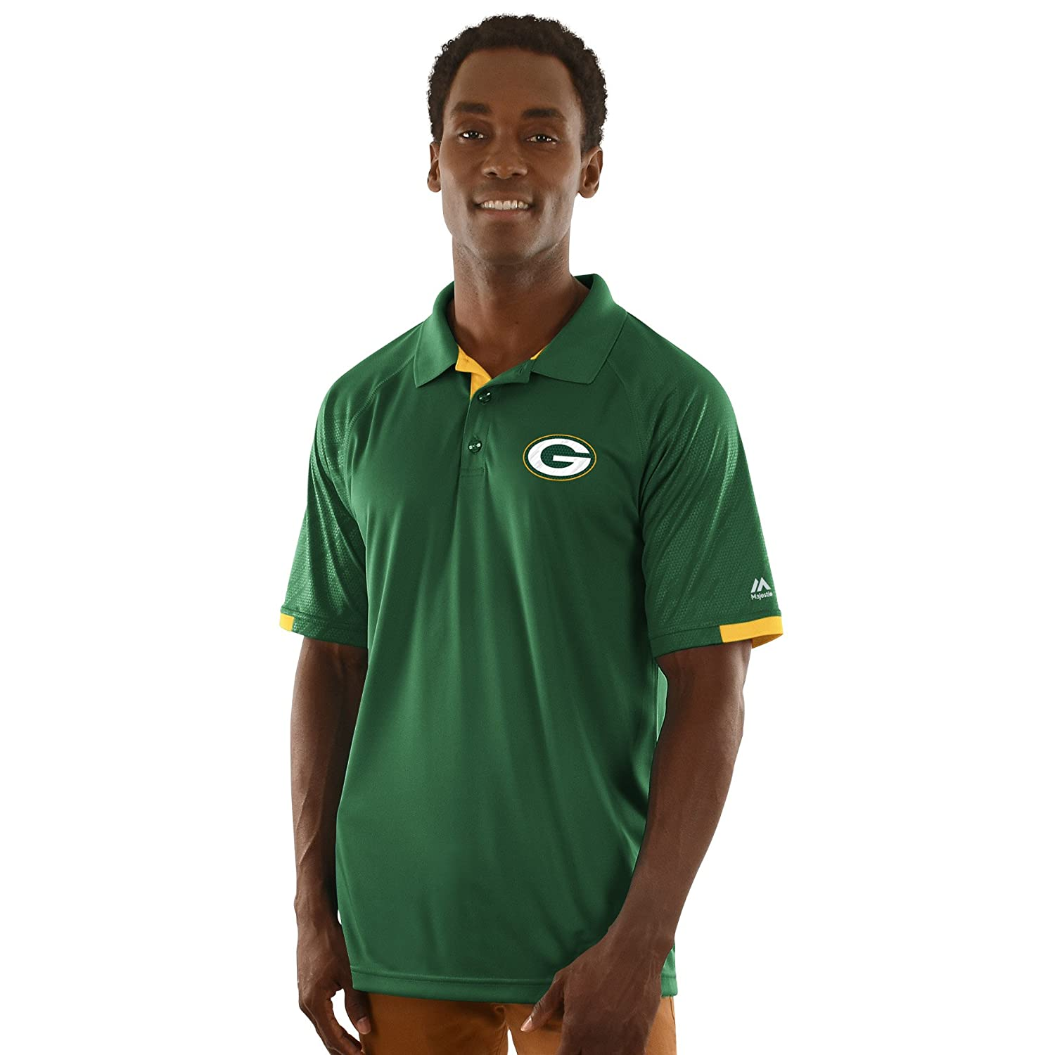 Amazon Majestic Athletic Green Bay Packers Club Seat Mens