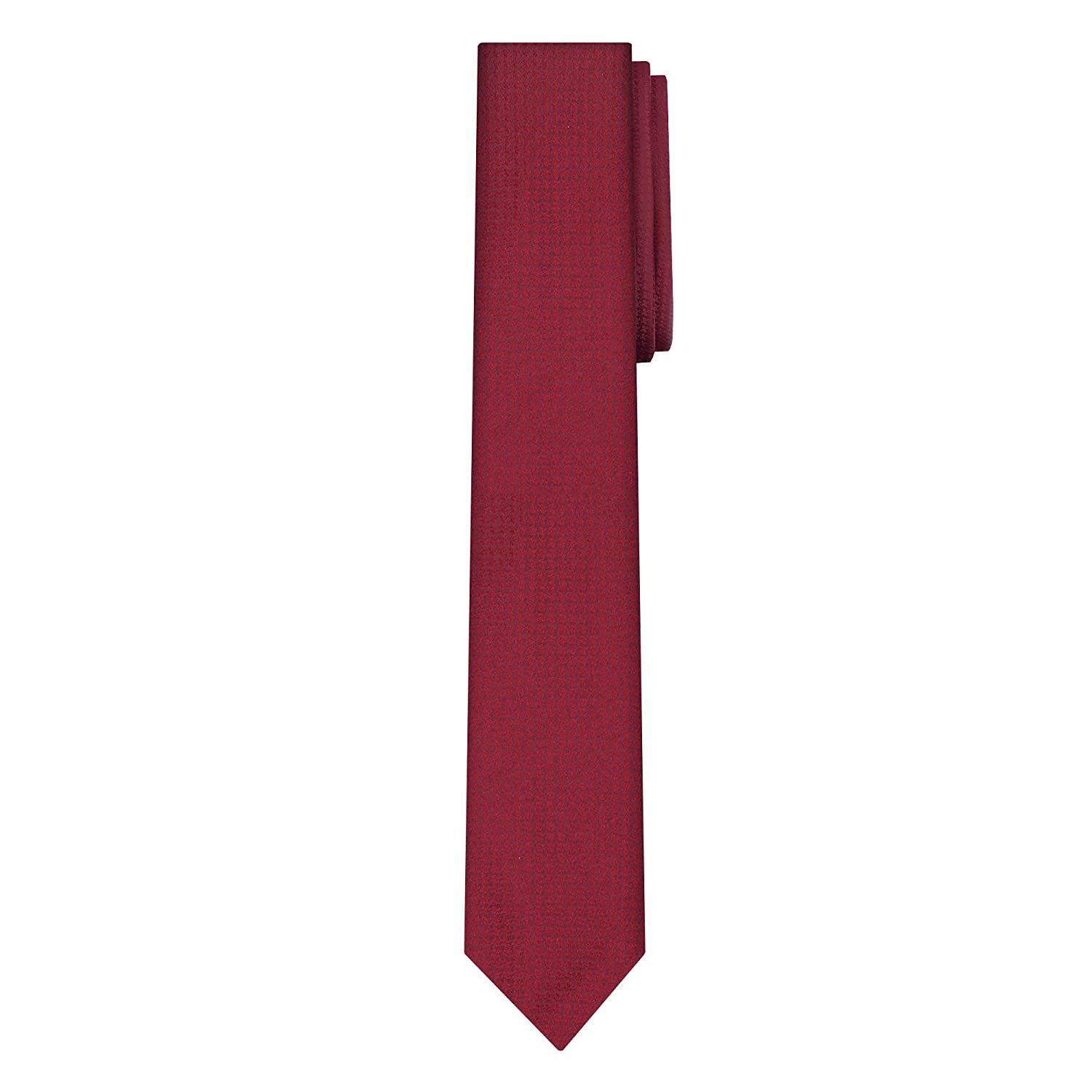 Jacob Alexander Boys Tone on Tone Houndstooth Neck Tie