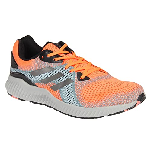 Adidas Performance Men s Aero Bounce Running Shoe Easy Orange  Buy Online  at Low Prices in India - Amazon.in 60cd85a98