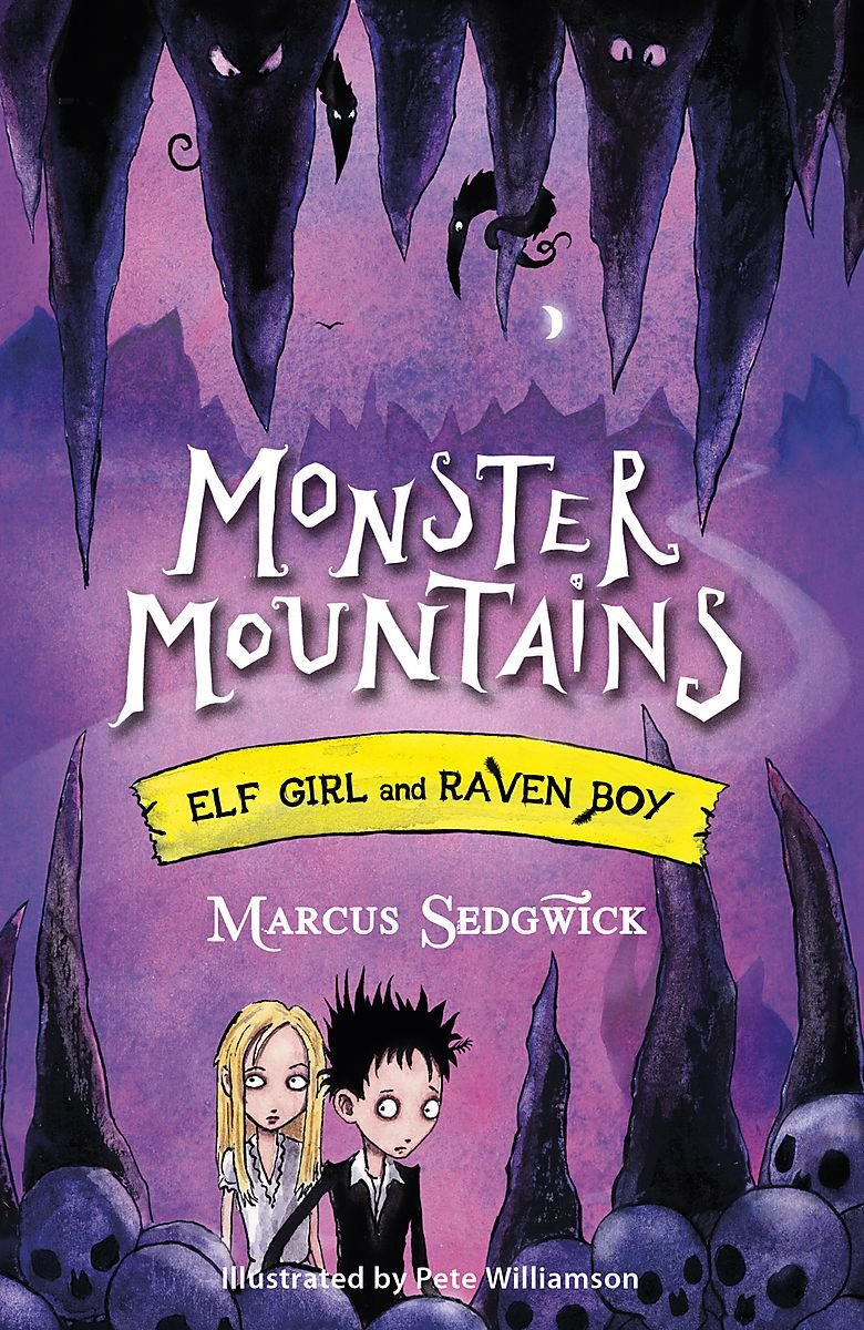Fright Forest: Book 1 (Elf Girl and Raven Boy)