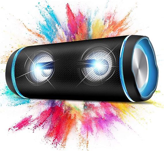 Kabelloser Bluetooth Lautsprecher 40w Tragbarer Speaker Elektronik