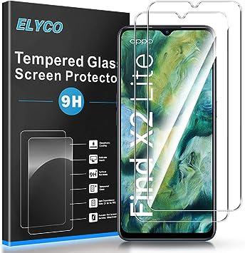 Elyco Panzerglas Schutzfolie Für Oppo Find X2 Lite Elektronik