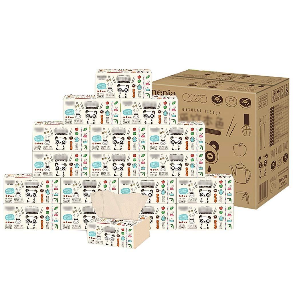 ベビー竹パルプトイレットペーパー - 食品グレード認証、3層120ポンプ、18パック B07RSDBLFK
