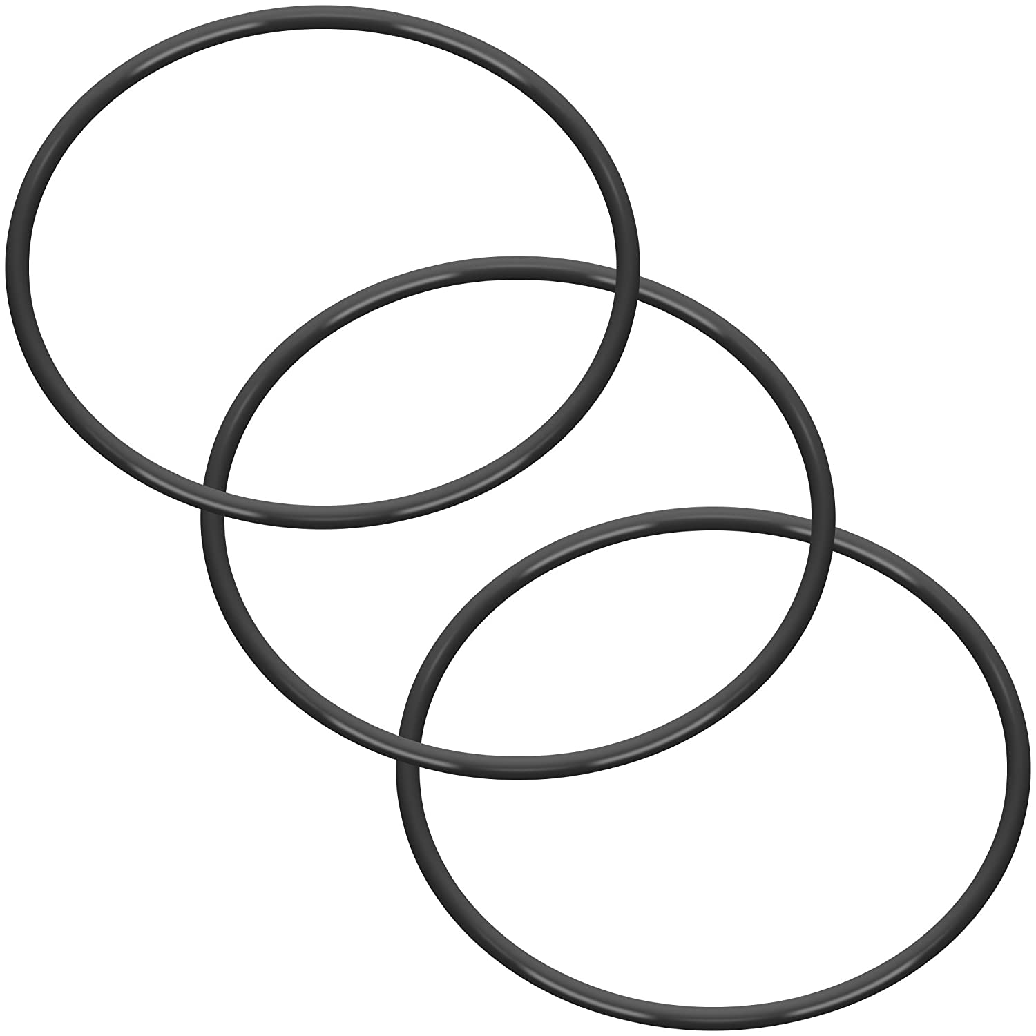 (3 Pack) O-Ring Replacements for Standard 10