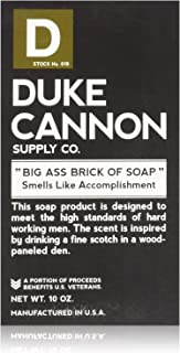 "product image for Duke Cannon ""Big Ass Brick of Soap"" - Smells Like Accomplishment"