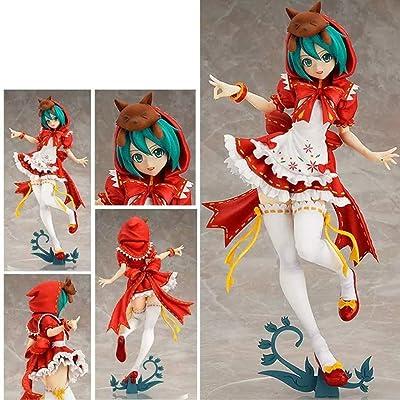 Xuping Figurita De Juguete Modelo De Juguete Artesanías De Personajes De Anime/Decoraciones/Regalo De Cumpleaños 23CM (Color : B): Hogar