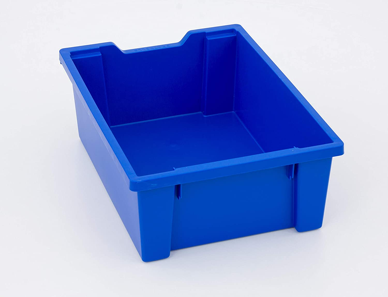 Gratnells Gratnells Materialbox mittel in Dunkelblau