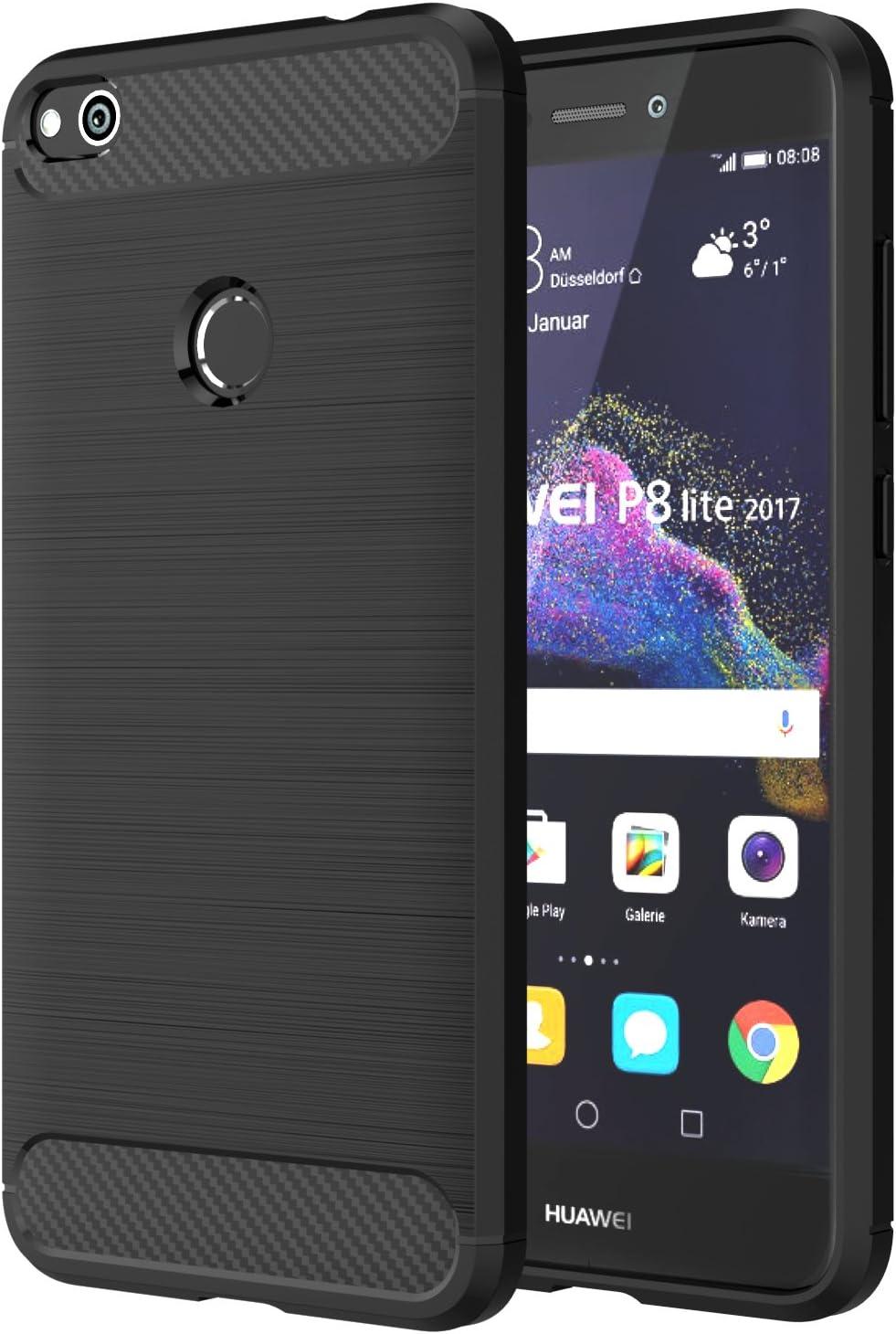 MoKo Funda para Huawei P8 Lite 2017: Amazon.es: Electrónica