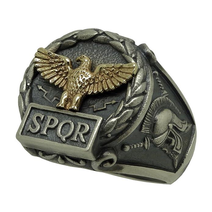 grande sconto di vendita super speciali migliore online Anello da uomo realizzato a mano, in argento sterling 925 e ...