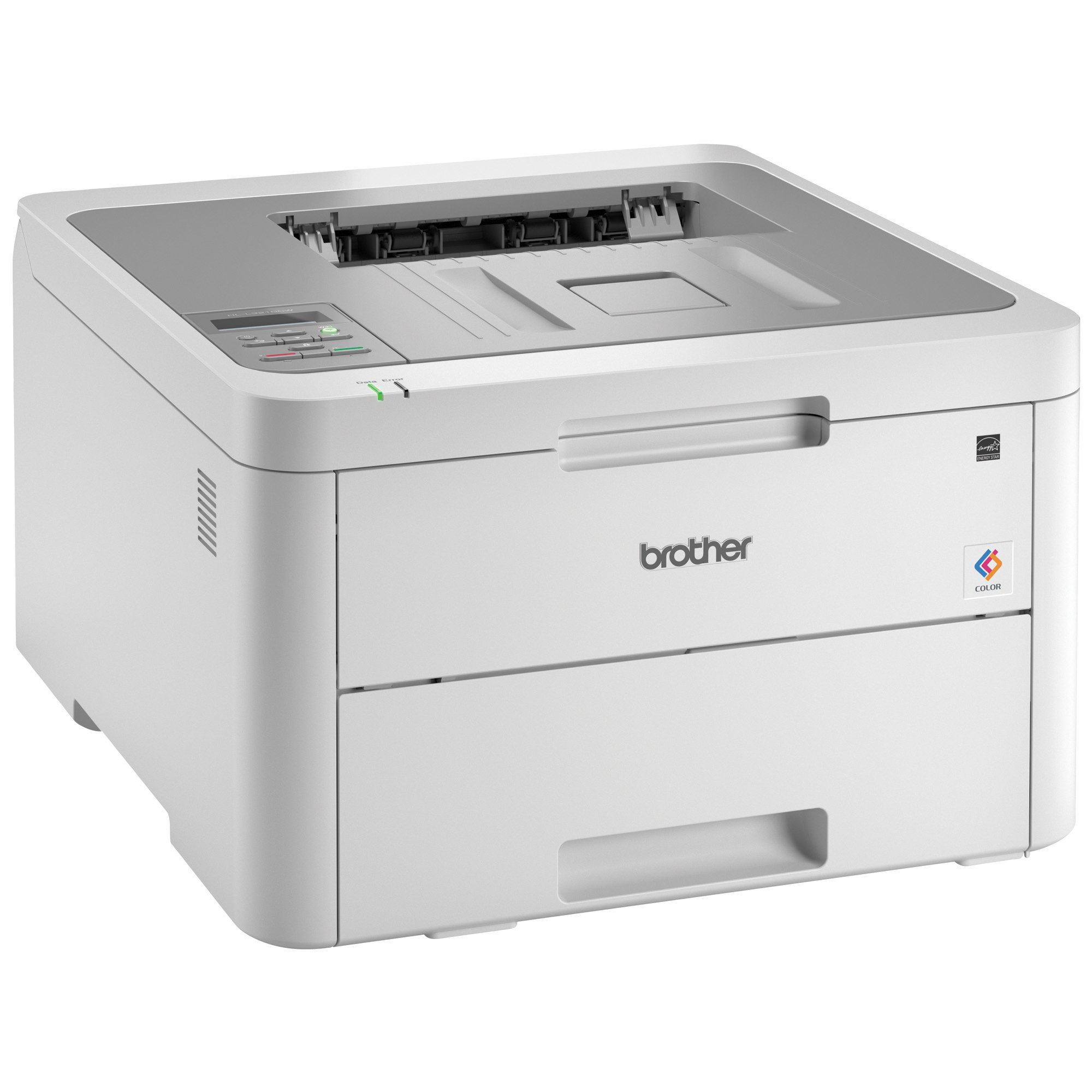 Brother HL-L3210CW Compact Digital Color Printer Providing Laser Printer Quality Results with Wireless, Amazon Dash Replenishment Enabled, White by Brother (Image #9)