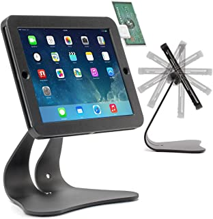 product image for Thought Out EnCloz POS Stand Anti-Theft Security Flip Signature Compatible with Apple iPad 4g, 3g, 2g - Black - Made in USA