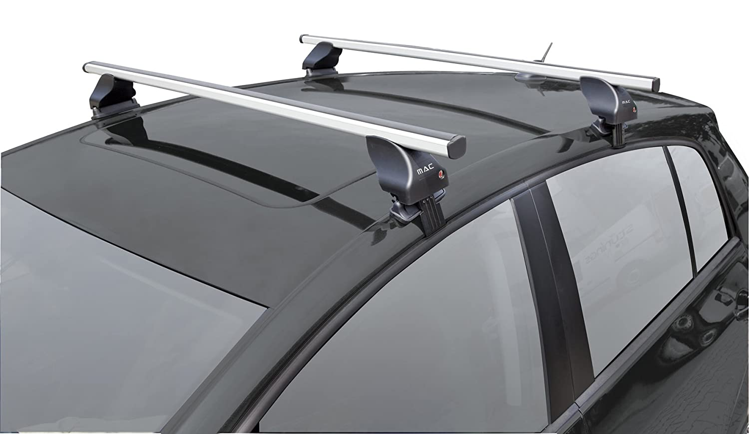MAC 5000A EU Size 48 Roof Made from Aluminium Tow Silver