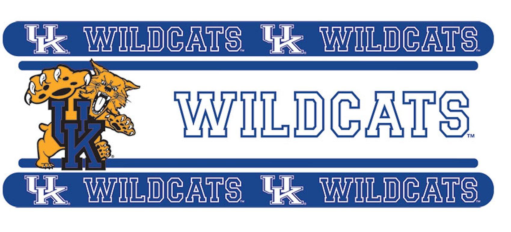 Kentucky Wildcats Wall Border