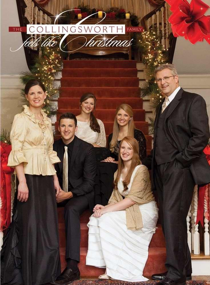 Amazon Feels Like Christmas Collingsworth Family Movies TV