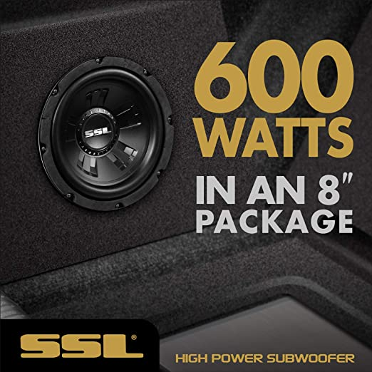 Amazon.com: Sound Storm SSLD12 12 Inch, 1000 Watt, Dual 4 Ohm Voice Coil Car Subwoofer: Cell Phones & Accessories
